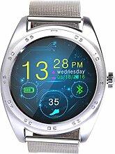 QAR Intelligente Uhr Bluetooth Herzfrequenz Uhr