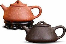 QARYYQ Teekanne, Handgemachtes Keramisches Teeset