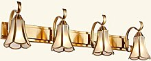 QAZ Badezimmerspiegel Beleuchtung LED-Spiegel