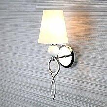 QAZ Wand Lampe Glas Wandleuchten moderne