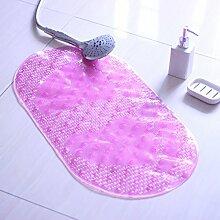 qazchuan PVC fußauflage/Nicht-Slip Bath mat