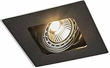 QAZQA Design/Modern Einbaustrahler Artemis