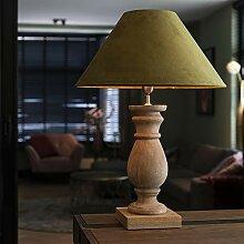 QAZQA - Landhaus   Vintage Ländliche Tischleuchte