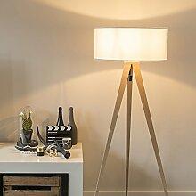 QAZQA - Moderne Stehleuchte   Stehlampe  