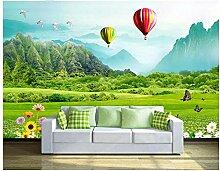 Qbbes 3D Custom Mural Fototapete Natürliche