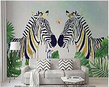 Qbbes Eigene Tapete Für Wände 3 D Tropische