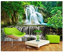 Qbbes Fototapete Wandbild Hd Für Wände 3 D Green
