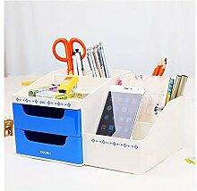 QBBT Multifunktionaler Stifthalter Mode Stifthalter Bürobedarf Storage Box ( farbe : 3 )
