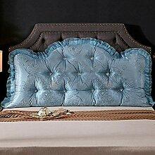QBPHT Kopfteil Kissen Bett Für Bettkeile