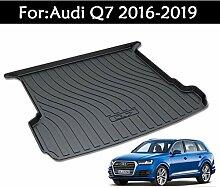QCHD Geeignet für Audi Car Kofferraummatte A1A3
