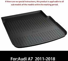 QCHD Kofferraummatte, für Audi A6L A4L A8L A6 A7