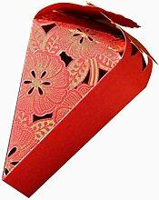 Qearly Party Favours 50 Pcs Hochzeit Geschenk