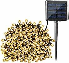 Qedertek Solar Lichterkette Weihnachtsbeleuchtung