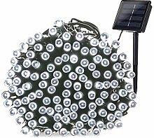 Qedertek Solar Lichterketten Weihnachtsbeleuchtung