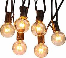 Qedertek Weihnachten Lichterkette Strombetrieben