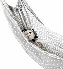 QEDS Extrem leichte weiche Baby-Hängematte