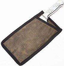 QEES DT04 Messerscheide, strapazierfähig, breite
