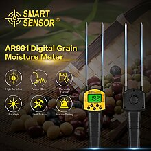 Qewmsg SMART SENSOR AR991 Digitale Getreide