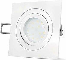QF-2 LED Einbaustrahler Ultra flach (30mm) mit 5W