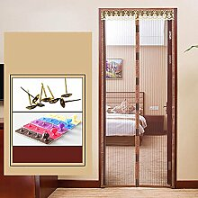 QF Magnetvorhang insektenschutz Fliegengitter Tür