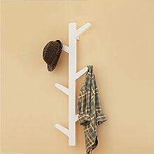QFFL Kreative Baum Zweige Garderobe / Wandmontage / Einfach / Wand Foyer Rack / Woody Schlafzimmer / Kleiderbügel Kleiderhaken ( Farbe : B-78cm )