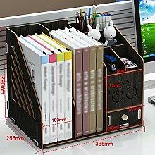 QFFL zhuomianshujia Desktop-Aufbewahrungsbox aus