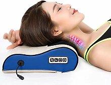 QGUO Massagekissen Shiatsu Massagegerät, mit
