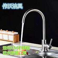 QH Faucet Küche Spültischarmatur