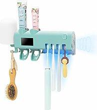 Qhand UV-Zahnbürsten-Desinfektionsmittel, 2