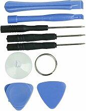 QHGstore 7 Teile / satz Glas Ersatz Reparatur Pry Kit Öffnung Werkzeuge