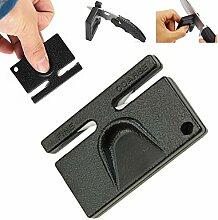 QHY SharpenTungsten Ceramic Carbide Knife Pocket