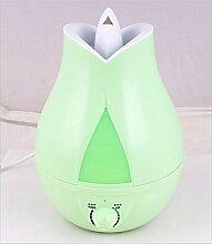QI Haushaltsluftreinigung Luftbefeuchter Luftbefeuchter , Grün,grün
