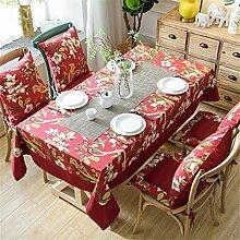 Qi Rechteckige Tischdecke Küche Restaurant Party