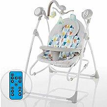Qi Tai Wiege Stuhl Baby-elektrischer Schaukelstuhl