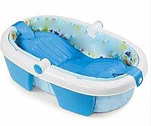 Qian Faltbares Schlauchboot Babybadewanne Kinder