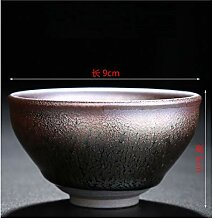 Qianlixi Auto-Teeset für Reisen, Keramik,