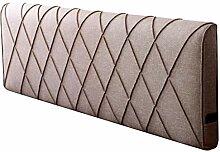 QIANCHENG-Cushion Kopfteil Rückenlehnen Bett