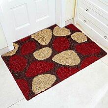 QIANG QT Tür-tür-matten Schlafzimmer küche Bett