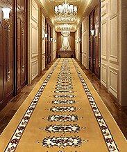 QiangDa Flur Teppich Läufer Langflor Teppiche