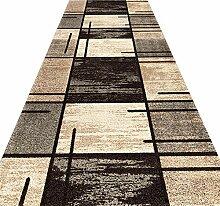 QiangDa Läufer Flur Teppich Langer Für Die