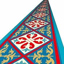 QiangDa Läufer Flur Teppich Teppichläufer