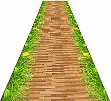 QiangDa Läufer Flur Teppich Webmaschine Für Die