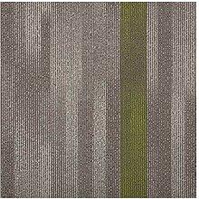 QiangDa Teppich Flur Bodenfliese Selbstklebend