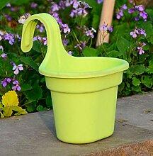 QIANGGAO Haken Sie grüne Pflanze Wand hängen