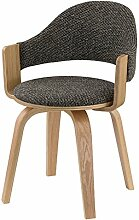 Qiangzi Moderne Holzstühle Moderner kreativer