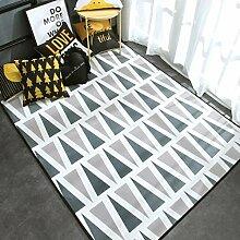 QIAO Teppich Teppiche Einfacher Teppich