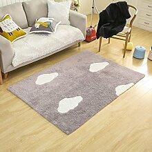 QIAO Teppich Teppiche Handgemachter Teppich aus