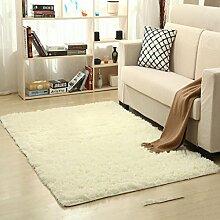 QIAO Teppich Teppiche Verdicken waschbarer