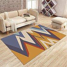 QIAO Zuhause Wohnzimmer Dekoration Teppich Matte