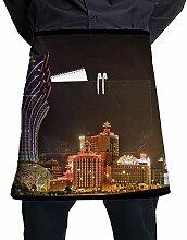 QIAOJI Au Travel City Nightscape Unisex